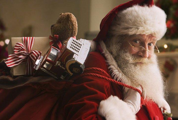 Navidad con Papá Noel