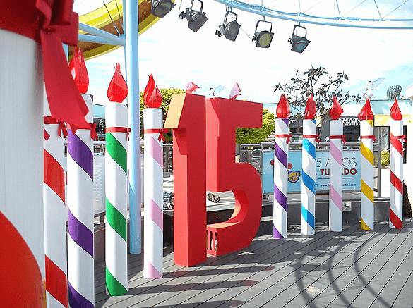 Fiestas infantiles Madrid Piedra Libre