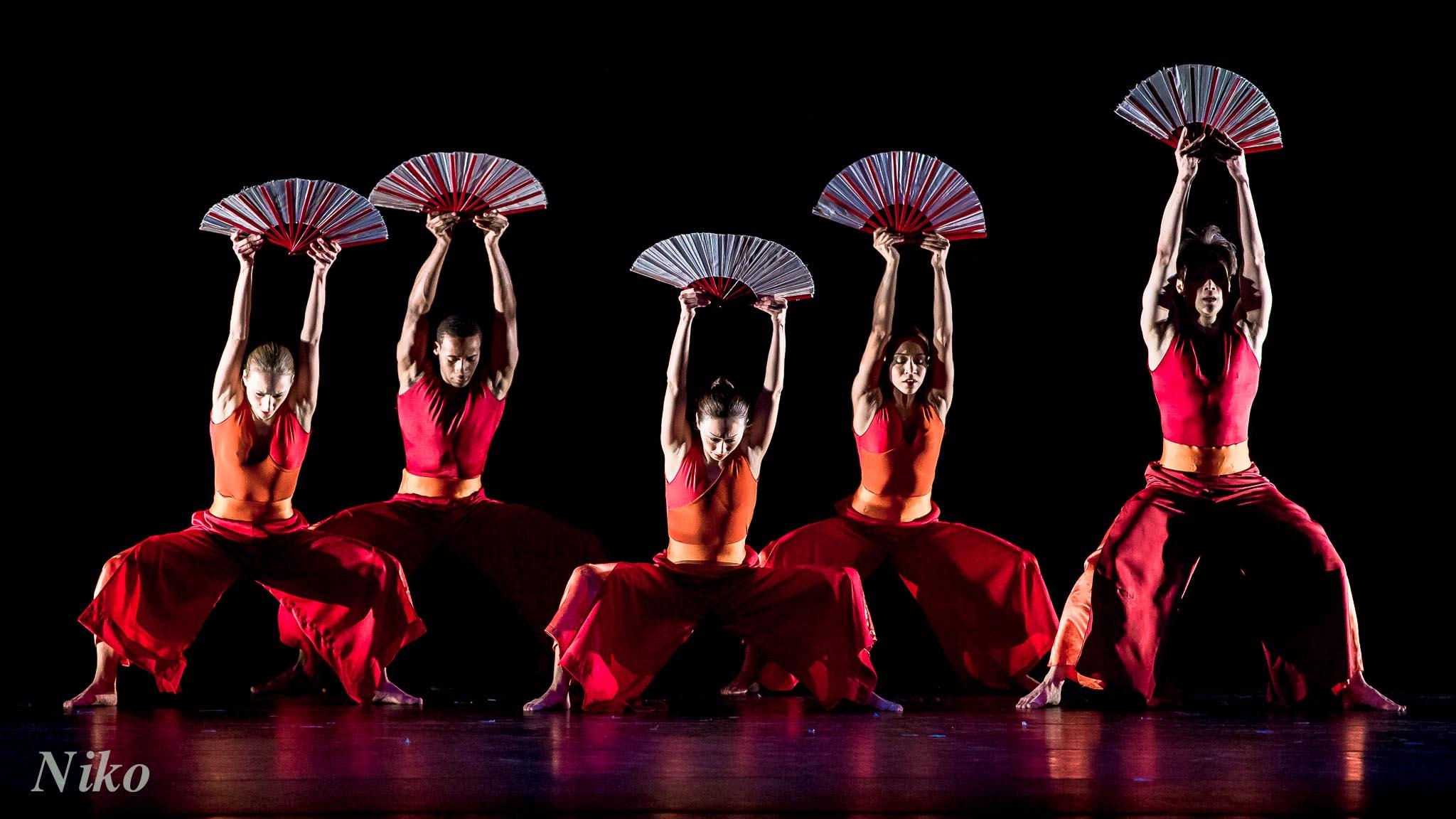 Espectáculos de Baile. Piedra Libre
