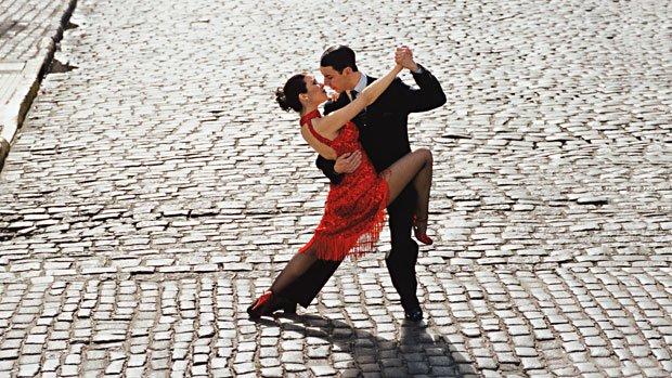 Respirar, abrazar y bailar
